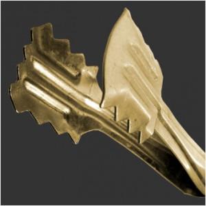 szczypce barmańskie - oznaka władzy i groźne narzędzie dla niesfornych klientów..